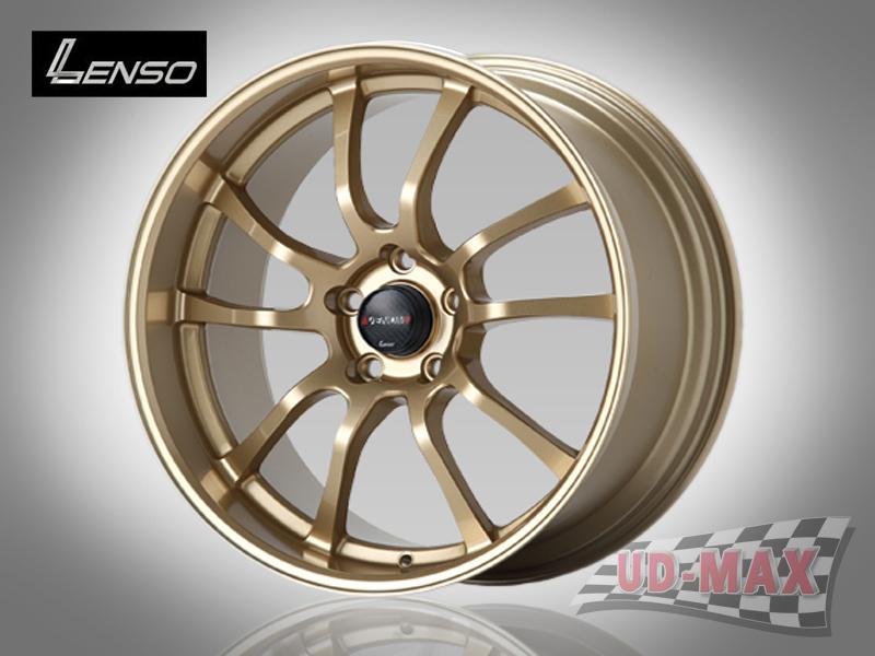 LENSO VENOM-ONE color GOLD