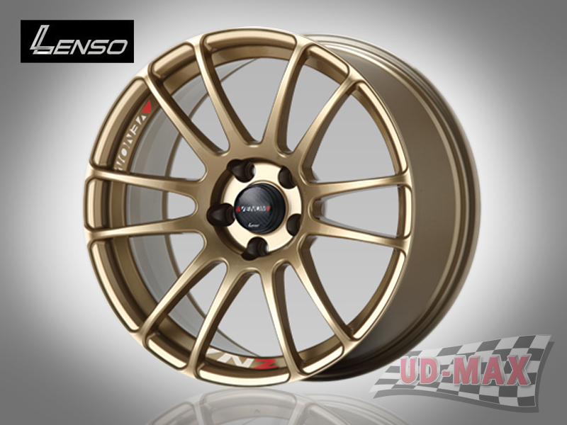 LENSO VENOM-2 UPDATE color GOLD