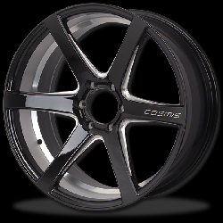 แม็กซ์ P&P Superwheels RaceBlack-6F