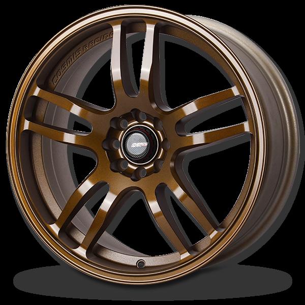 P&P Superwheels XC-5 color BLACK/PLIP, BRONZE/PLIP, GM/PLIP, GOLD/PLIP