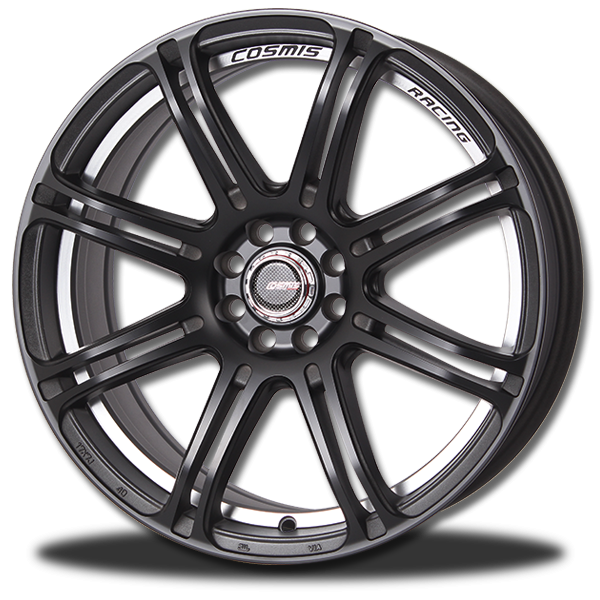 P&P Superwheels XC-8 color BLACK/PLIP, BRONZE/PLIP, GM/PLIP, GOLD/PLIP