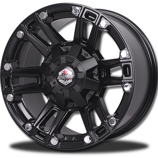 P&P Superwheels Devil 6D color BLK/M5
