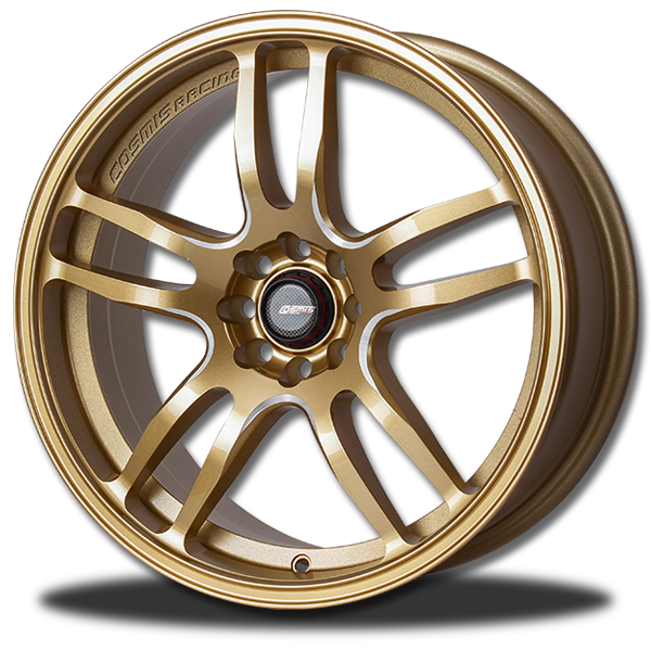 P&P Superwheels XC-5 color BLACK/PLIP, BRONZE/PLIP, GM/PLIP, GOLD/PLIP