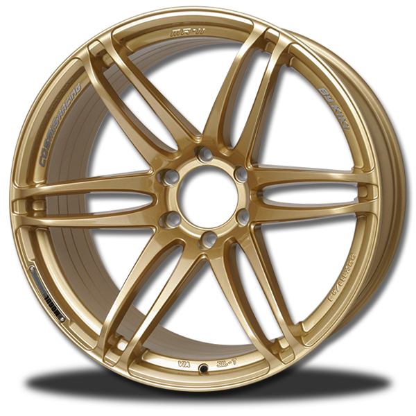P&P Superwheels MR-II 22Inch color