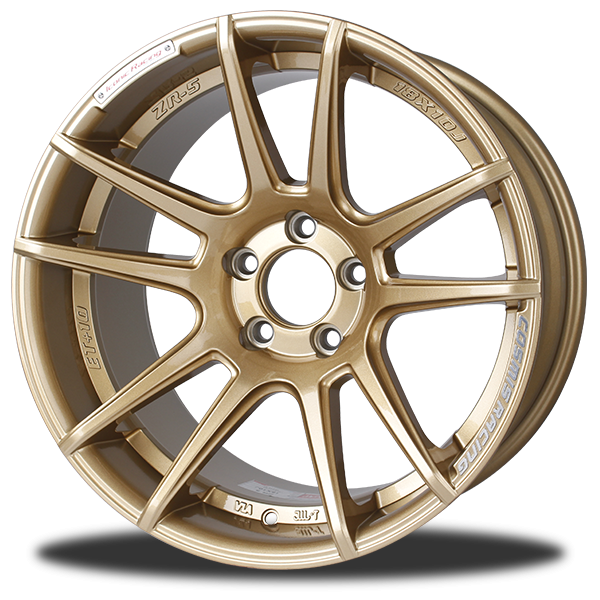 P&P Superwheels ZR-5 18Inch color