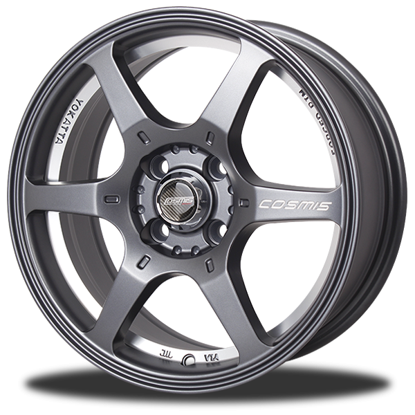 P&P Superwheels MR-6P color