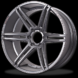 แม็กซ์ P&P Superwheels ZR-6 22Inch