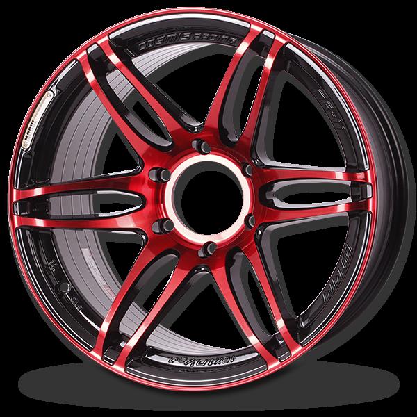 P&P Superwheels MR-II Anodized  คลิกรูปใหญ่