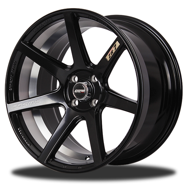P&P Superwheels ZR-7 17Inch color