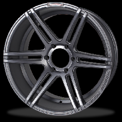 แม็กซ์ P&P Superwheels ZR-6 20Inch