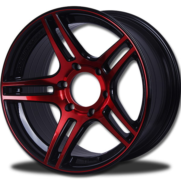 P&P Superwheels VCP.S5R 17Inch Anodized  คลิกรูปใหญ่