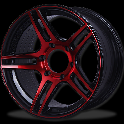 แม็กซ์ P&P Superwheels VCP.S5R 17Inch Anodized