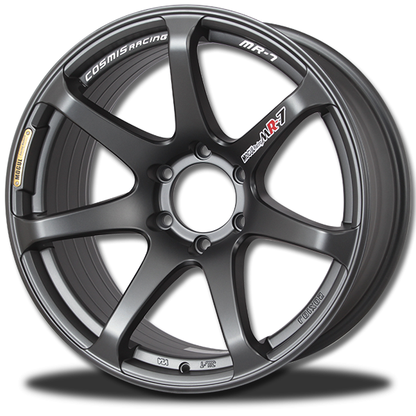 P&P Superwheels MR-7 color