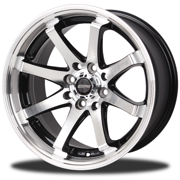 P&P Superwheels MR-8V color