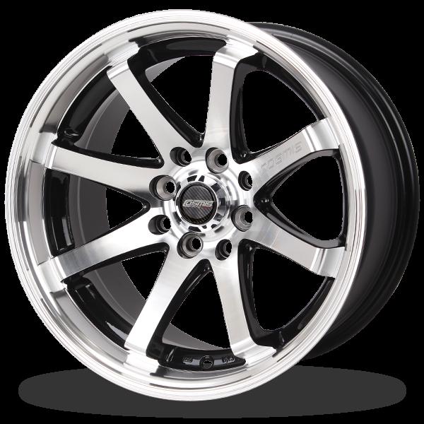 P&P Superwheels MR-8V color