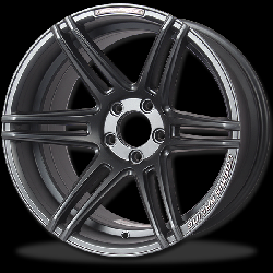 แม็กซ์ P&P Superwheels ZR-6 18Inch