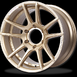 แม็กซ์ P&P Superwheels ZR-5 17Inch