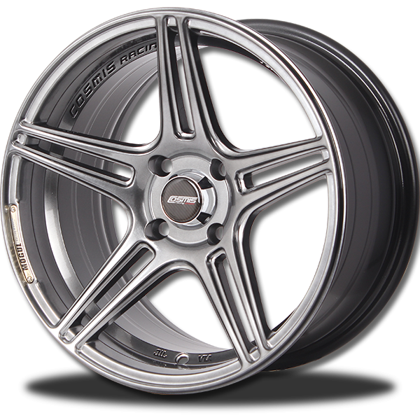 P&P Superwheels VCP.S5R Eco color