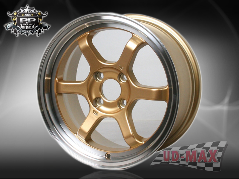 Cosmis TE37V color GOLD