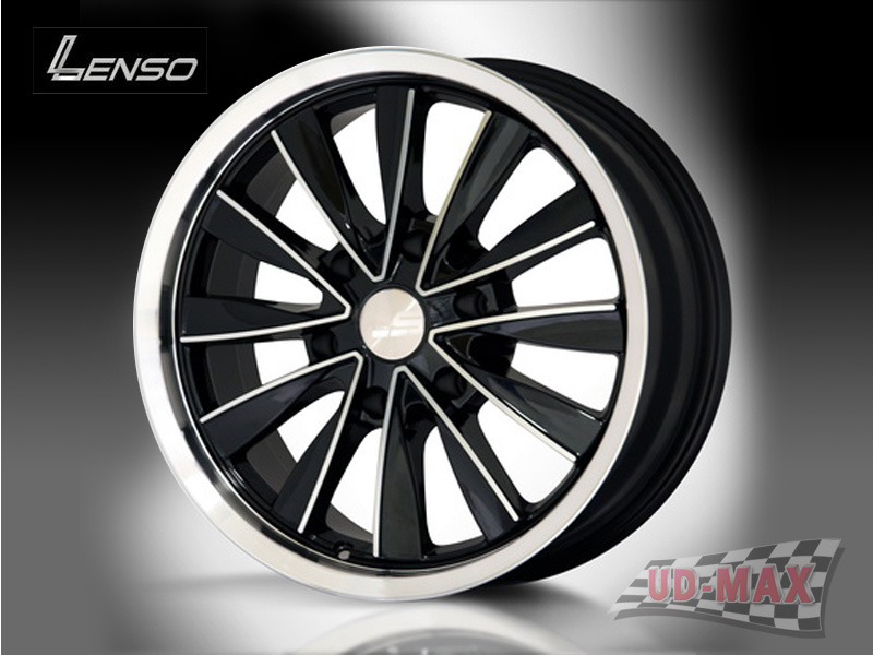 LENSO QA2 color FP/BLACK