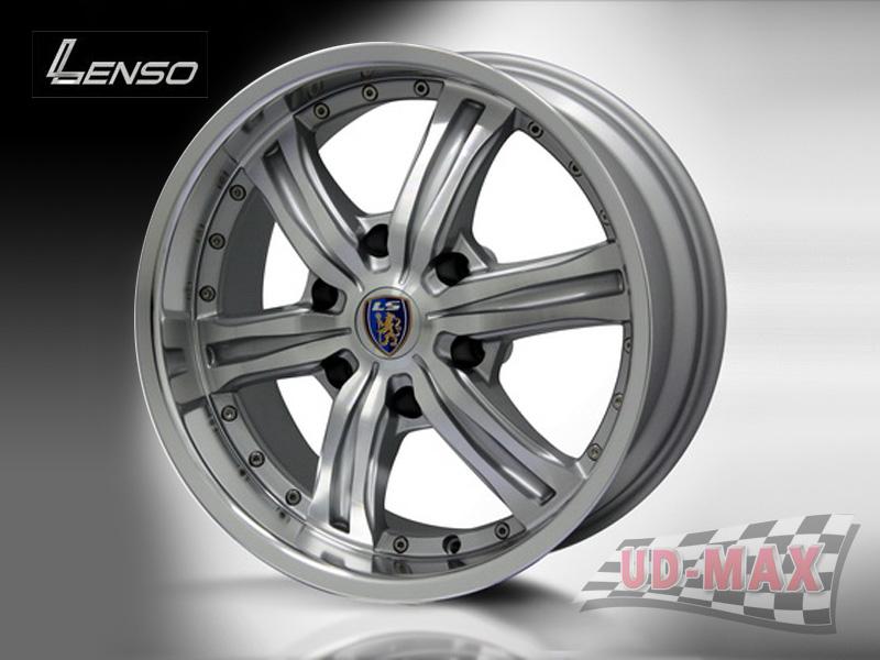 LENSO QA4 color Hyper Silver