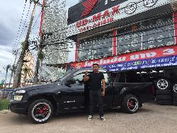 CHEVY COLORADO แบบสวย กับ PPsuper wheels