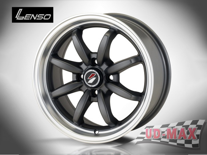 LENSO Project-D9_update color Dark Gray /L