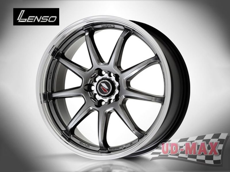 LENSO Project-D -X color Dark Gray/J