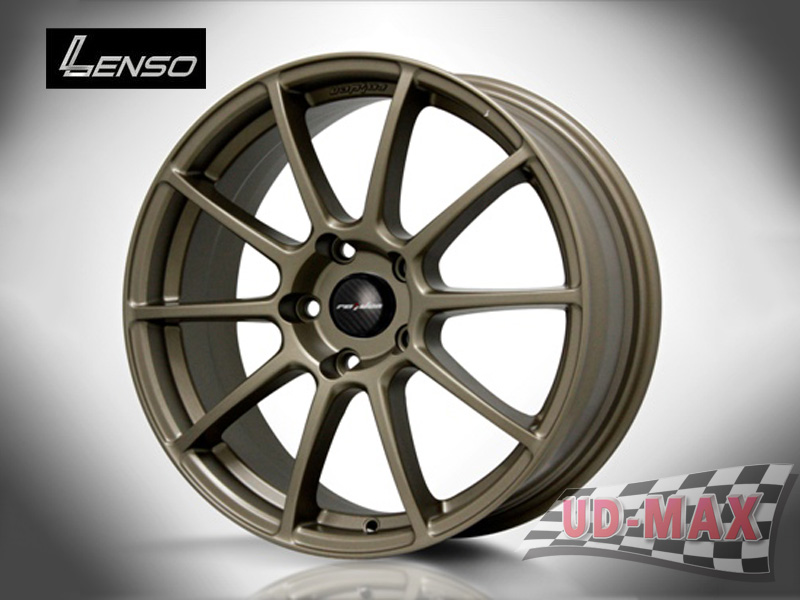 LENSO Project-D spec B color Copper Bronze