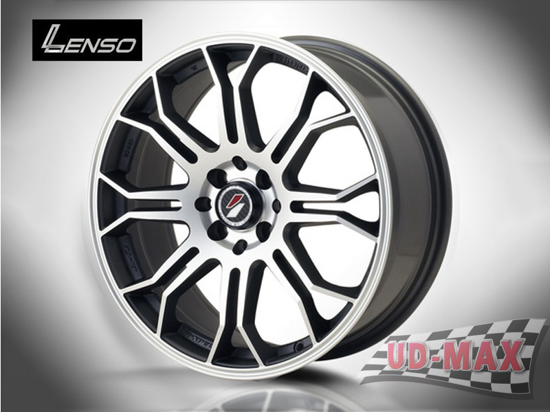 LENSO Project-D7 color Dark Gray/S