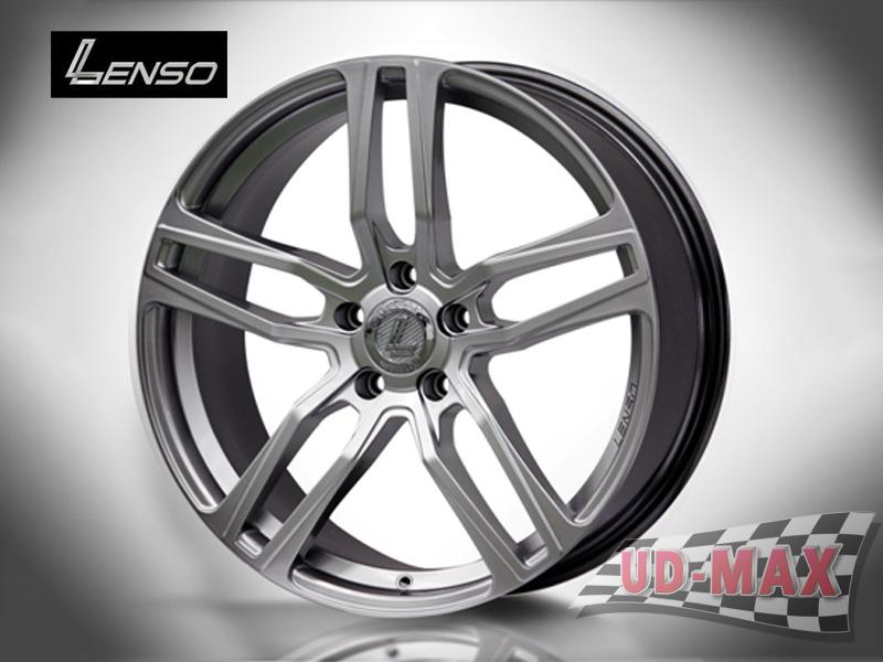 LENSO CONQUISTA 4 UPDATE color Hyper Silver