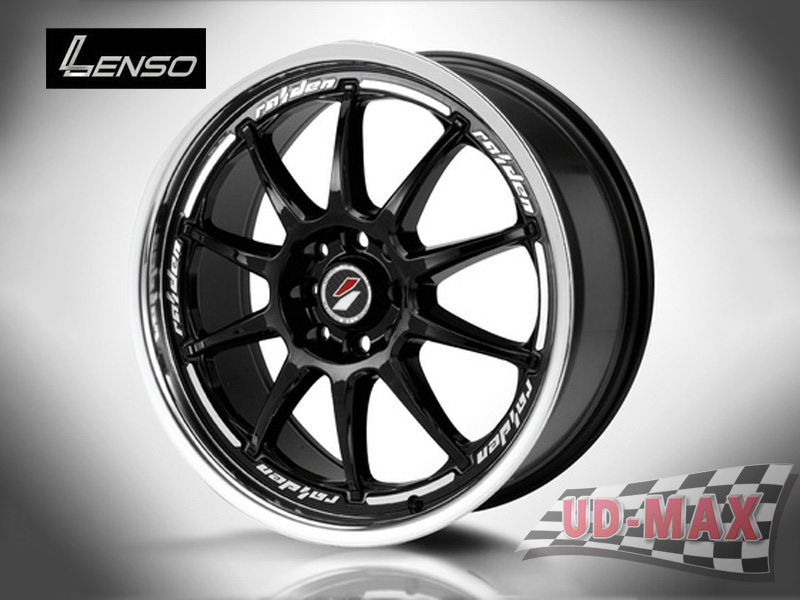 LENSO Project-D6 color FP/Black