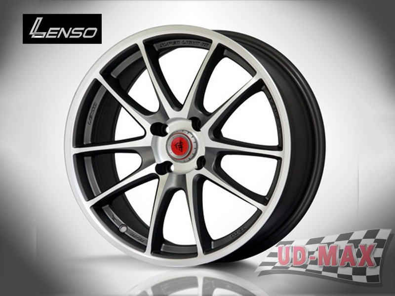 LENSO SAMURAI SC01 color Dark Gray/S