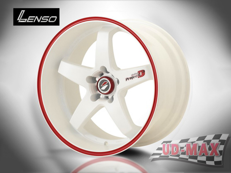 LENSO Project-D1_update color White/Red Line