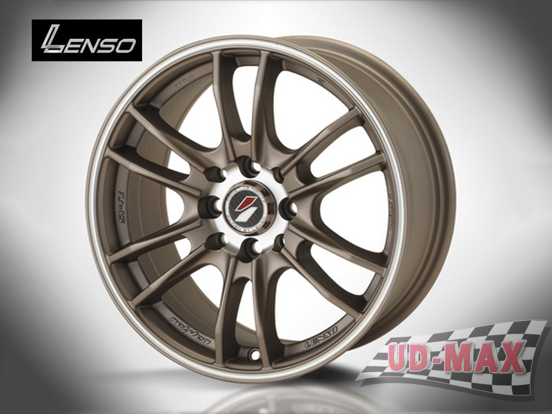 LENSO Project-D8 color Copper Bronze