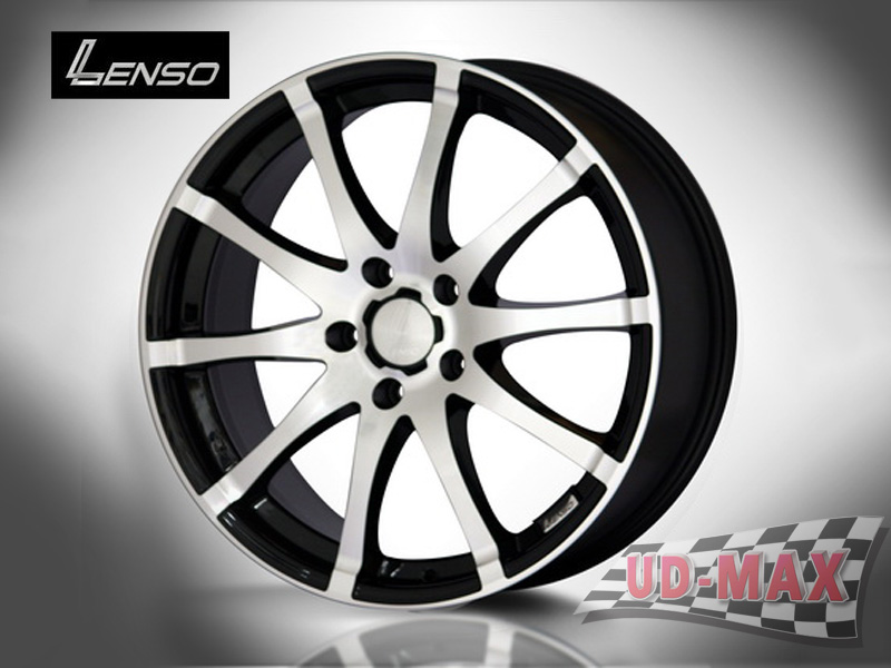 LENSO EURO STYLE 4 color FP/Black