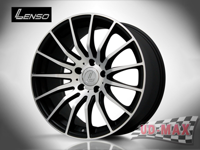 LENSO CONQUISTA 5 color FP/Black Matt