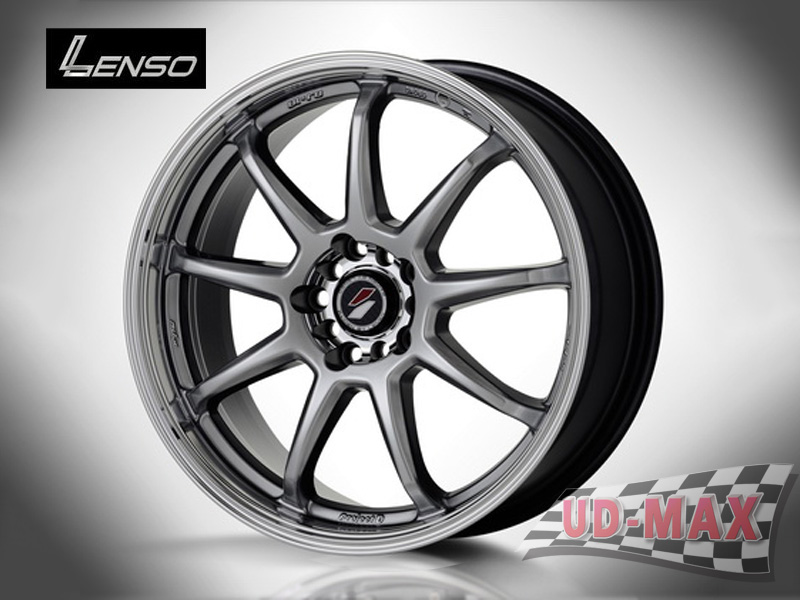LENSO Project-D -X color Hyper Silver /K