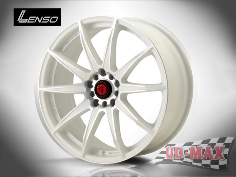 LENSO SAMURAI SC07 color White /SF