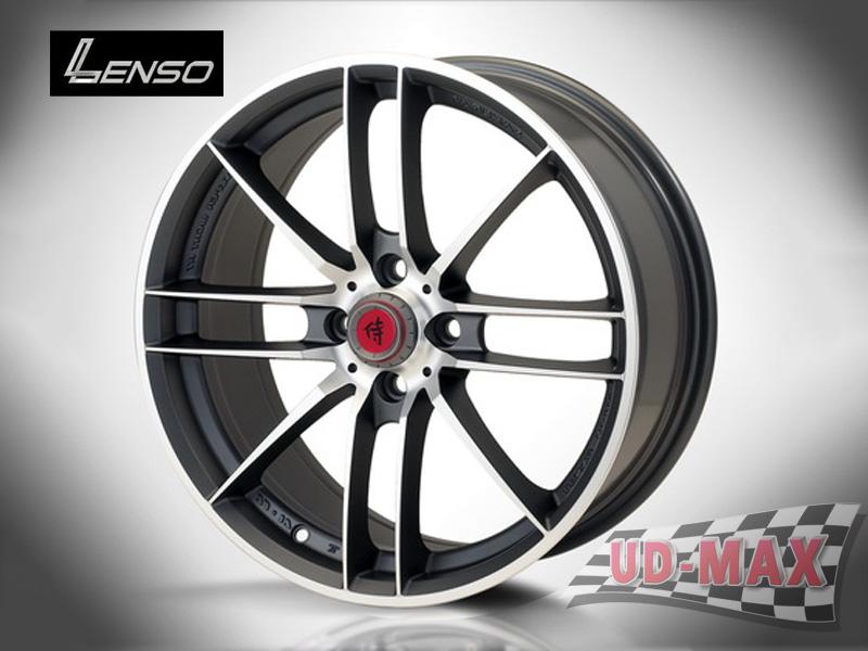LENSO SAMURAI SC06 color Dark Gray /S