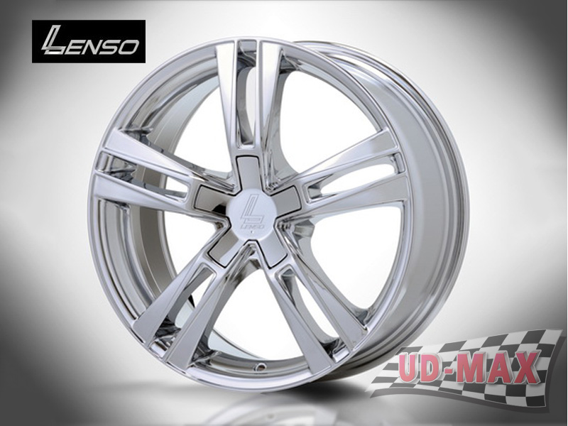 LENSO EURO STYLE 6_update color Chrome