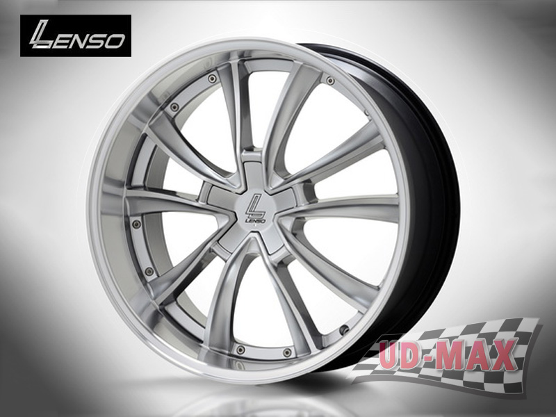 LENSO EURO STYLE 7_update color FP/Hyper Silver