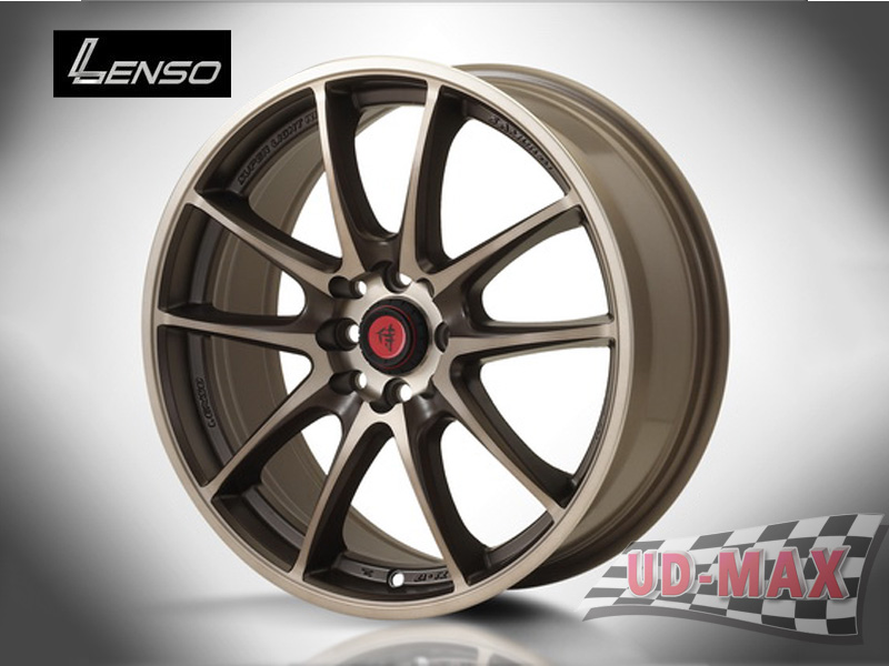LENSO SAMURAI SC01 color Copper Bronze