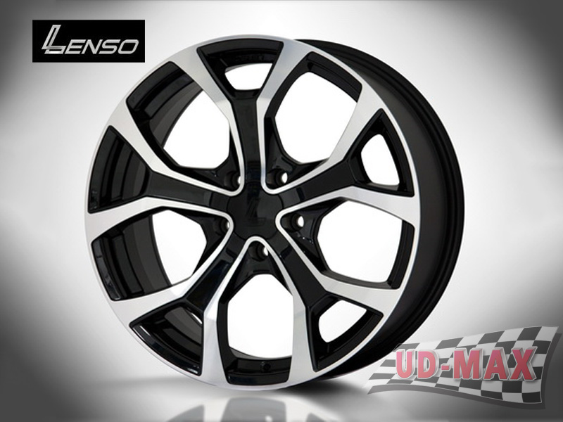 LENSO EURO STYLE 5 color FP/Black
