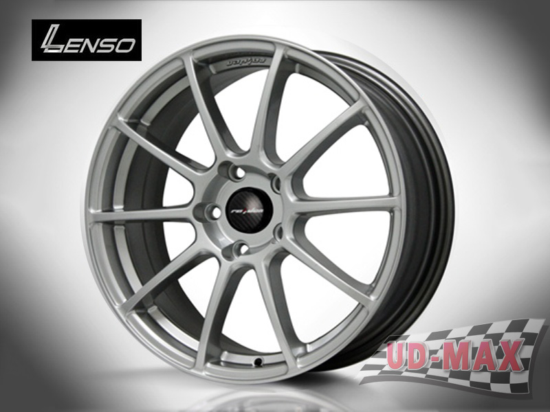LENSO Project-D spec B color Hyper Silver