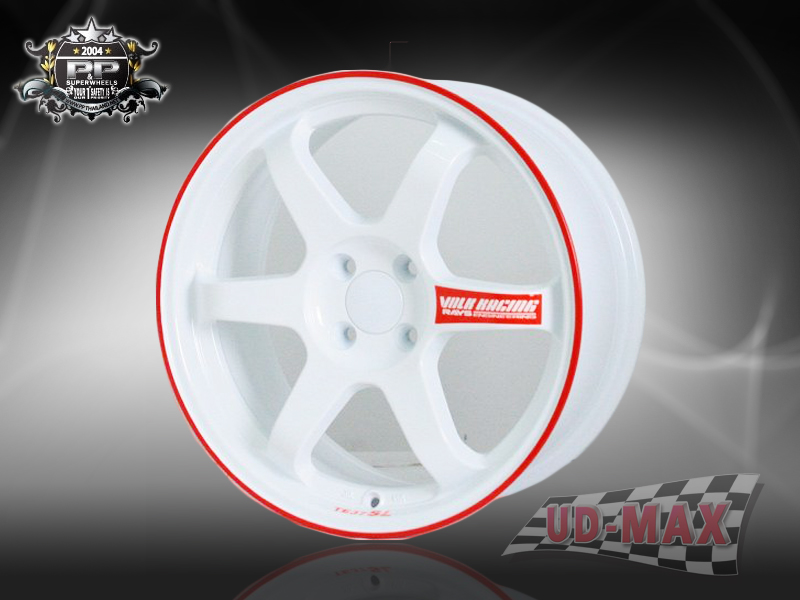 TE37 color WHITE