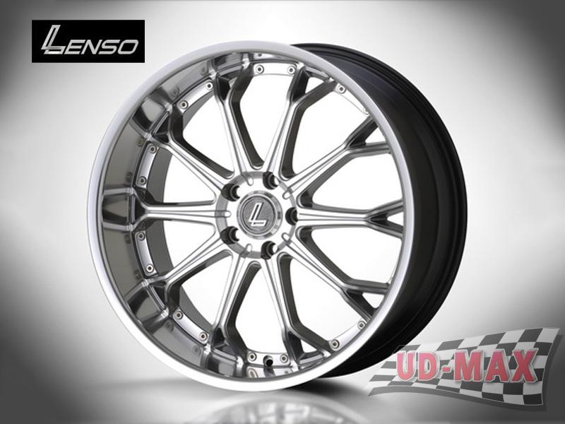 LENSO OPUS 4  color Hyper Silver /F