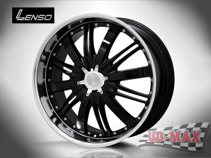 LENSO GRANDE 7_update color FP/Black