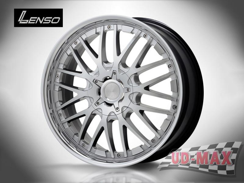 LENSO GRANDE 5 color Hyper SIlver /I