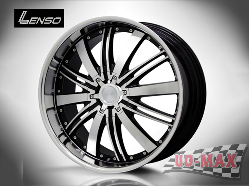 LENSO GRANDE 7_update color FP/Black /Mirror Lip